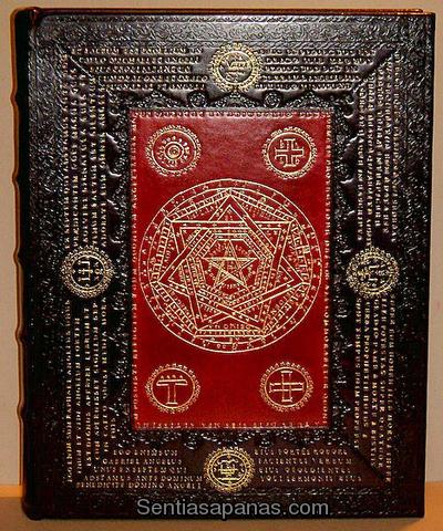 Misteri Kitab Kuno 'Grand Grimoire' Untuk Memanggil Syaitan