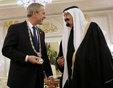 Arab Saudi Adalah Milik Keluarga Saud